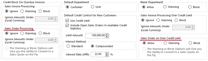 SUP106 – Understanding Customer Credit Control