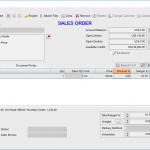 Laybys creating sales orders