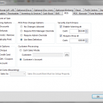 PoS Security Settings